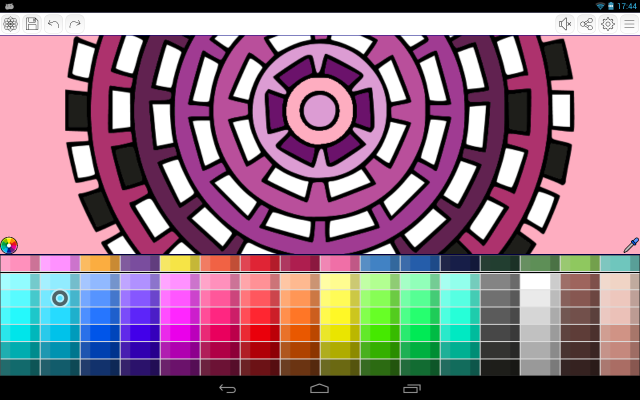 mandalas coloring pages android apps on google play
