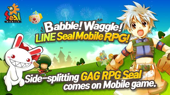LINE Seal Mobile mod apk