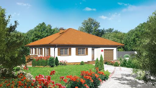 projekt Dom przy Słonecznej