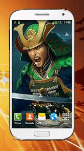 Samuraj Tapety HD - náhled