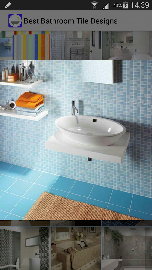 Best bathroom tile designs android apps on google play Bathroom design software android