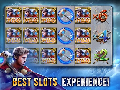 Slots – Epic Casino Games 6