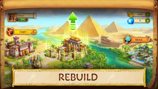 Jewels of Egypt: Match Game 1.6.600 screenshots 10