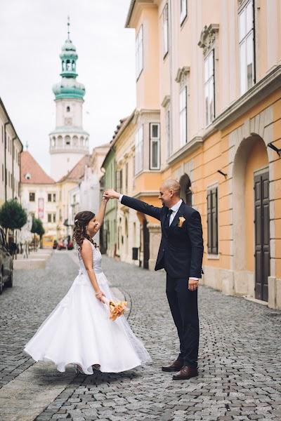 Wedding photographer Szabolcs Locsmándi (locsmandisz). Photo of 22.08.2019
