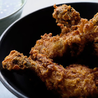 Adobo-Fried Chicken