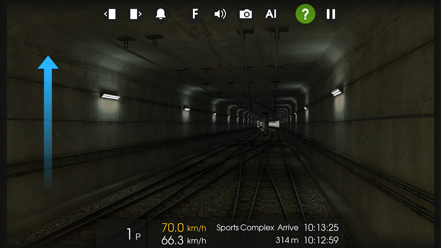 Hmmsim 2 - Train Simulator- screenshot