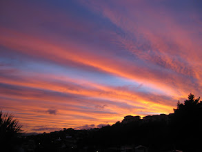 Photo: Sunrise, 3 Jun 2011
