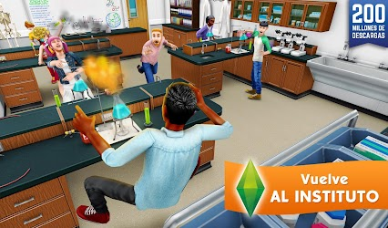 Los Sims™  FreePlay 1