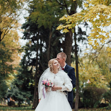 Wedding photographer Viktoriya Zolotovskaya (zolotovskay). Photo of 29.10.2017
