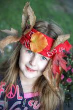 Photo: Autumn Fairy Princess