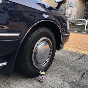 クラウン GS130 スーパーサルーンE 1995年型のカスタム事例画像 山口タクシーさんの2018年11月11日18:26の投稿