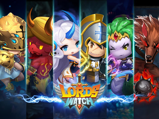Lords Watch: Tower Defense RPG apktram screenshots 13