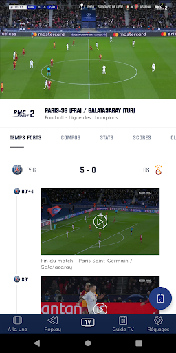 RMC Sport 7.0.3 screenshots 5
