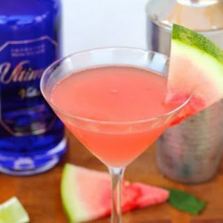 Watermelon Martini*