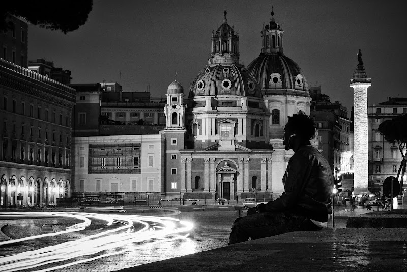 Emigrant of Rome di Daniele DP