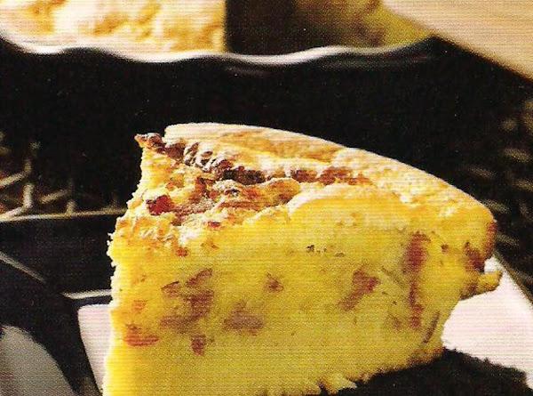 Bacon And Cheddar Brunch Casserole Recipe