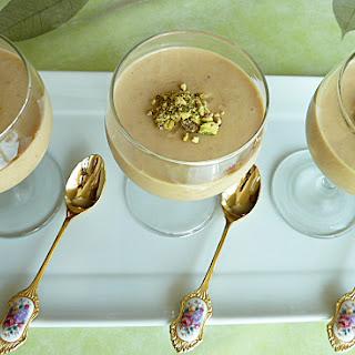 Zabadee el Mishmish (Egyptian Apricot Pudding)