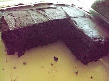 Chocolate Zucchinni Cake