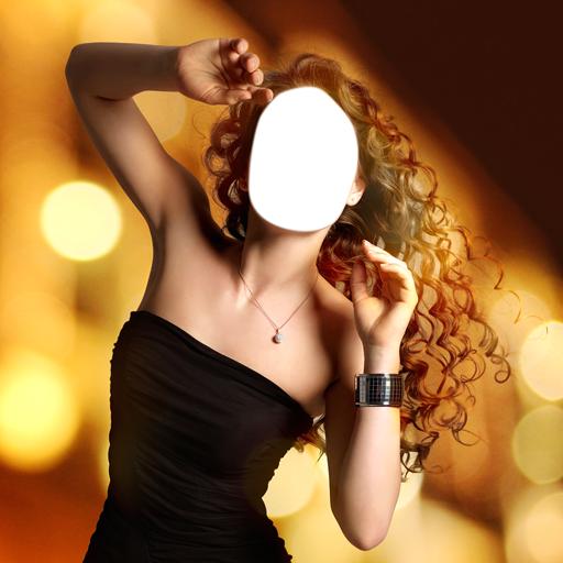 女性のファッションフォトモンタージュ 攝影 App LOGO-硬是要APP
