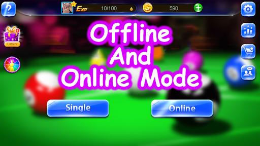 New Billiard Online Offline 2020 Apk 1