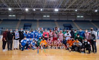 Campeonato de Fútbol Sala para sordos