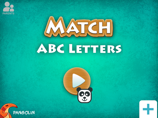 Baby Match Game - ABC Letters