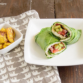 Egg White Wrap Recipes