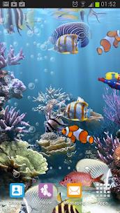 The real aquarium – Live Wallpaper – Mod APK Latest Version 1