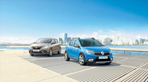 MAKING WAVES: Renault has launched a new generation Sandero, which includes a redesigned StepwayPicture: QUICKPIC