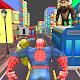 Subway Spider Superhero Infinity WAR (game)