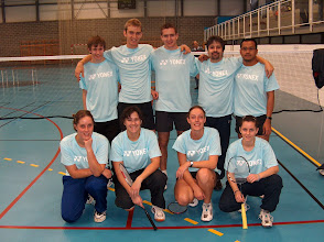 Photo: Equipe 1 du CEBA saison 2007 / 2008 en N3
