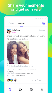 Mico - Stranger Chat, Meet, Video Chat, Go Live Screenshot