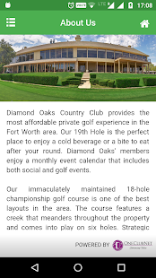 Diamond Oaks Country Club- screenshot thumbnail