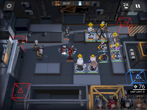 Arknights screenshot 15