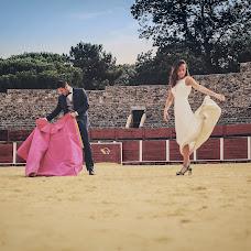 Wedding photographer Cristina Roncero (CristinaRoncero). Photo of 17.10.2017