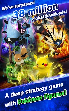 Pokemon co- master apk screenshot