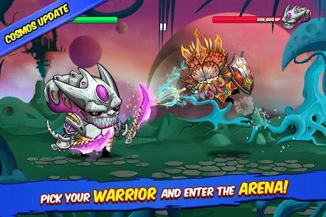 Tiny Gladiators MOD 2.2.0 (Unlimited Money) APK 1