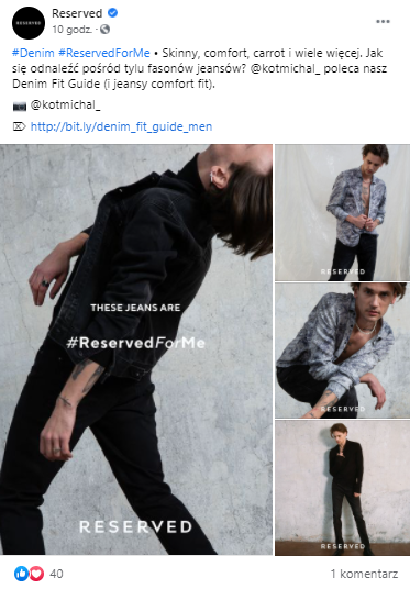 reklama Reserved