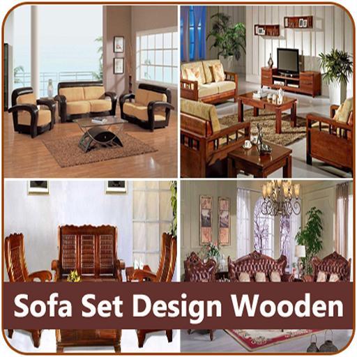 Sofa Set Design Wooden