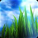 3D GRASS Live Wallpaper icon