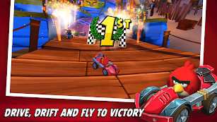 Angry Birds Go! screenshot for Android