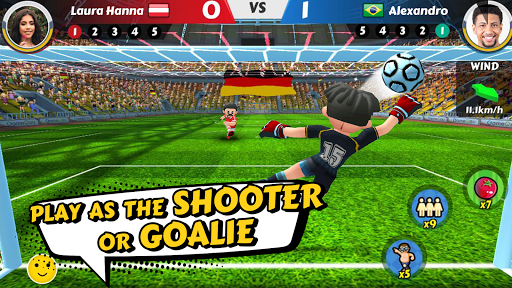 Perfect Kick 2 - Online SOCCER game 0.5.41 screenshots 1