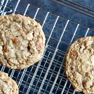 Pumpkin Spice Cappuccino Cookies