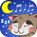 Kitty Lullaby Music for Kids icon