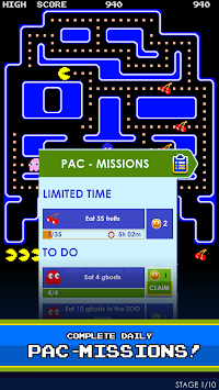 PAC MAN APK screenshot thumbnail 2
