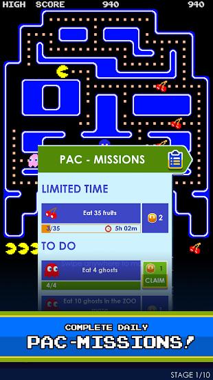 PAC-MAN- screenshot thumbnail