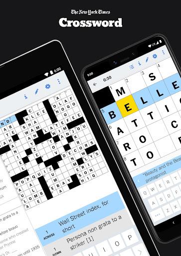 NYTimes - Crossword screenshots 1