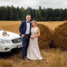 Wedding photographer Mikhail Kharchev (MikhailKharchev). Photo of 26.09.2017