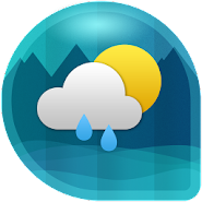 Weather & Clock Widget for Android APK icon
