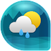 Weather & Clock Widget for Android icon